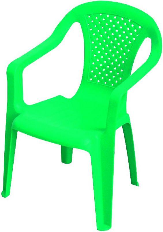 Křeslo dětské zelené
