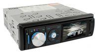 """1DIN autorádio s 3"""" LCD/DVD/CD/USB/SD/AUX, dálkové ovládání"""