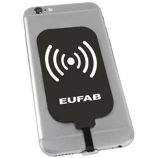 přijímač pro indukční nabíječku vhodný pro mikrospínač Micro USB-B