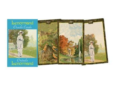 Vykládací karty - Lenormand