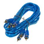 RCA audio/video kabel Hi-Q line, 3m