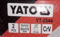 Stahovák pružin tlumičů automobilů 370 x 82 mm 2ks