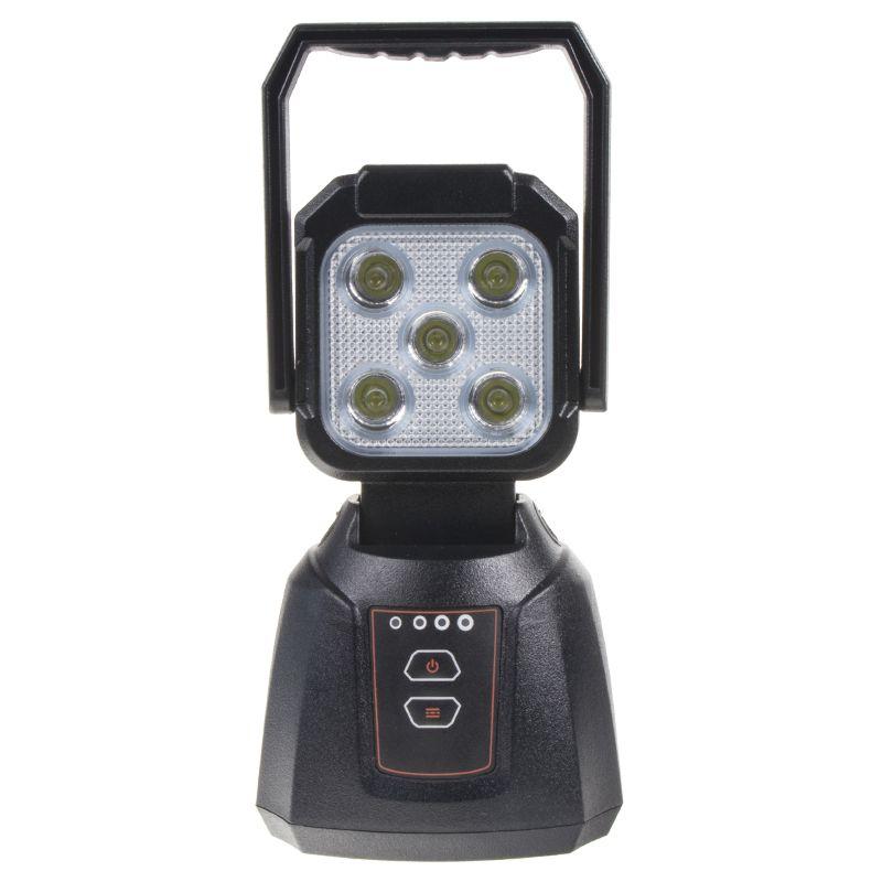 AKU pracovní LED světlo s magnetem 15W