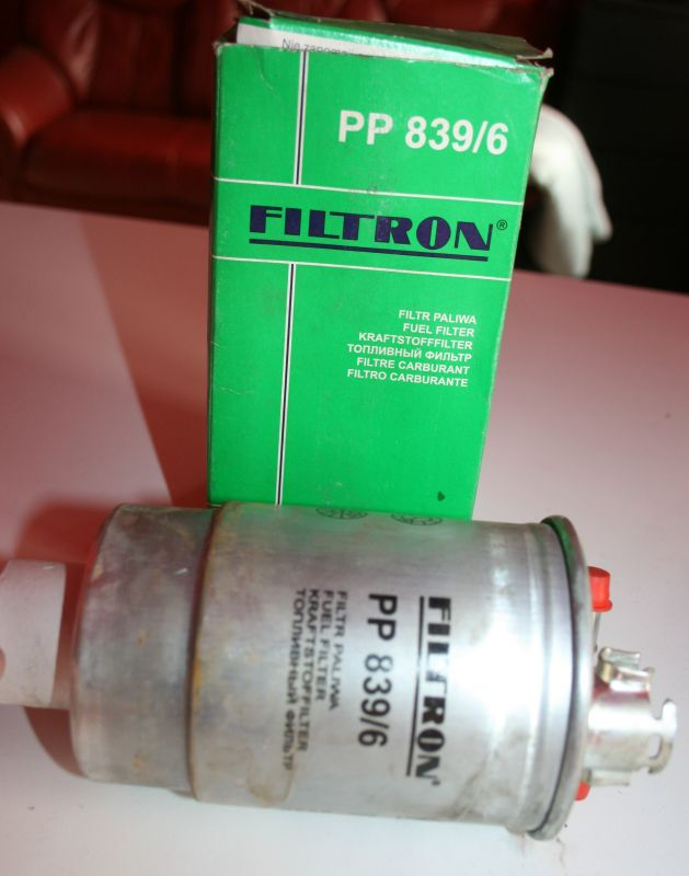 FILTRON - 10436763 - Palivový filtr-FORD SEAT VW