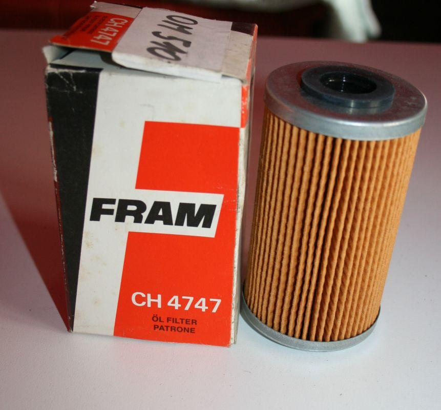 FRAM olejový filtr pro Mercedes Benz 190+123+460+601