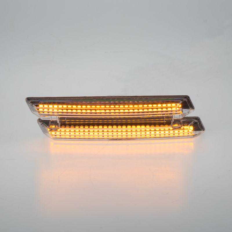 LED dynamické blinkry BMW oranžové 1/3/5