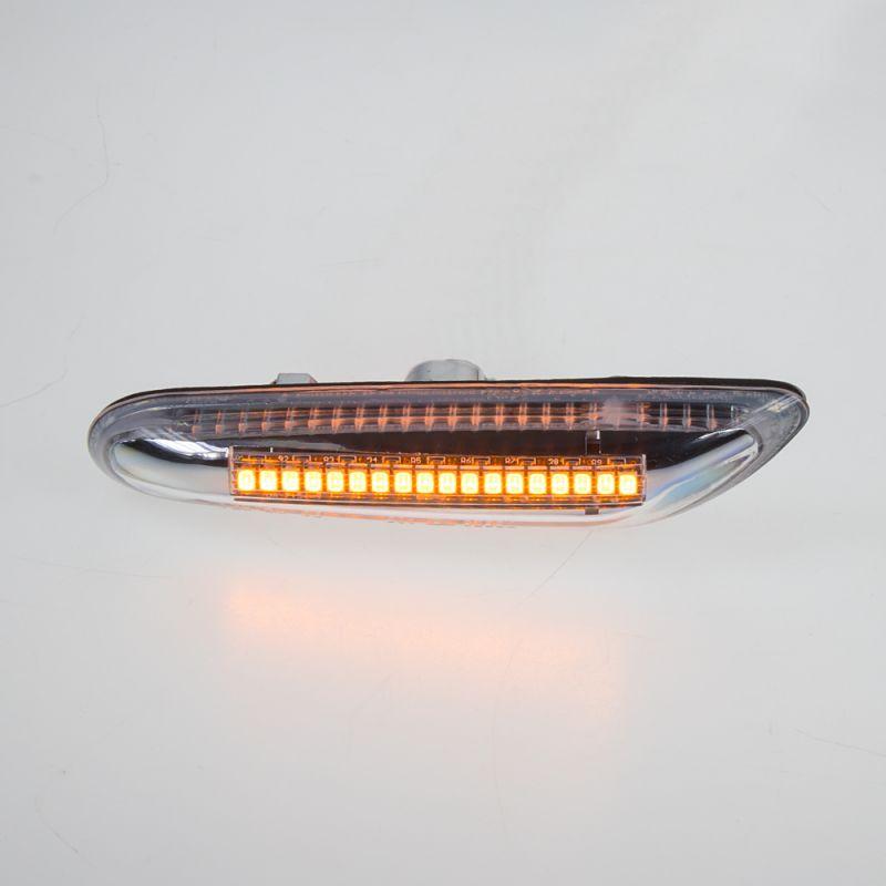 LED dynamické blinkry BMW oranžové 1/3/5/X1/X3/X5