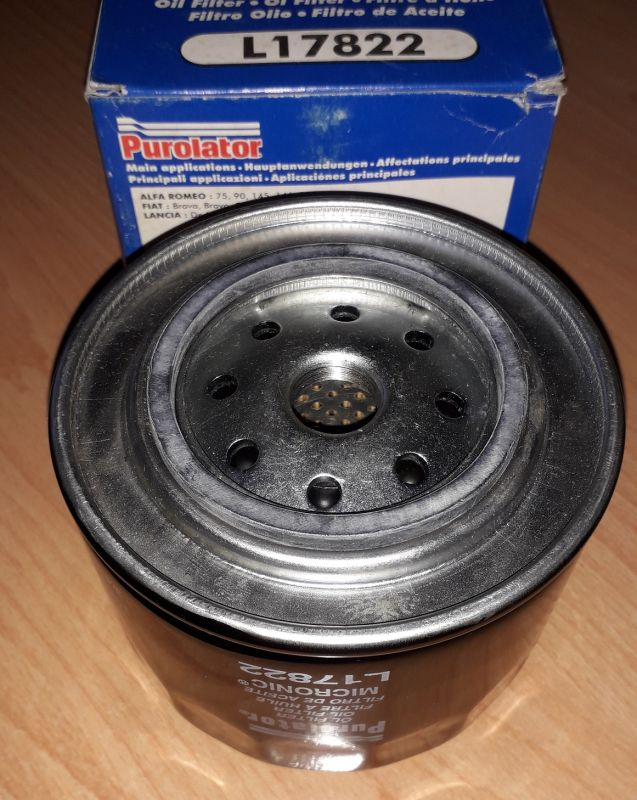 olejový filtr pro Alfa Romeo Fiat Lancia