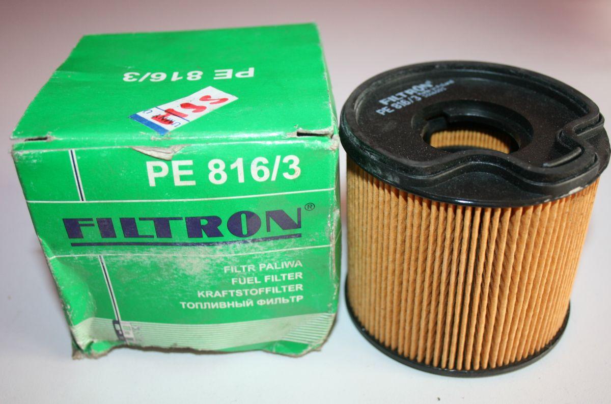 PE816/3-PE816/3-FILTRON - Palivový filtr