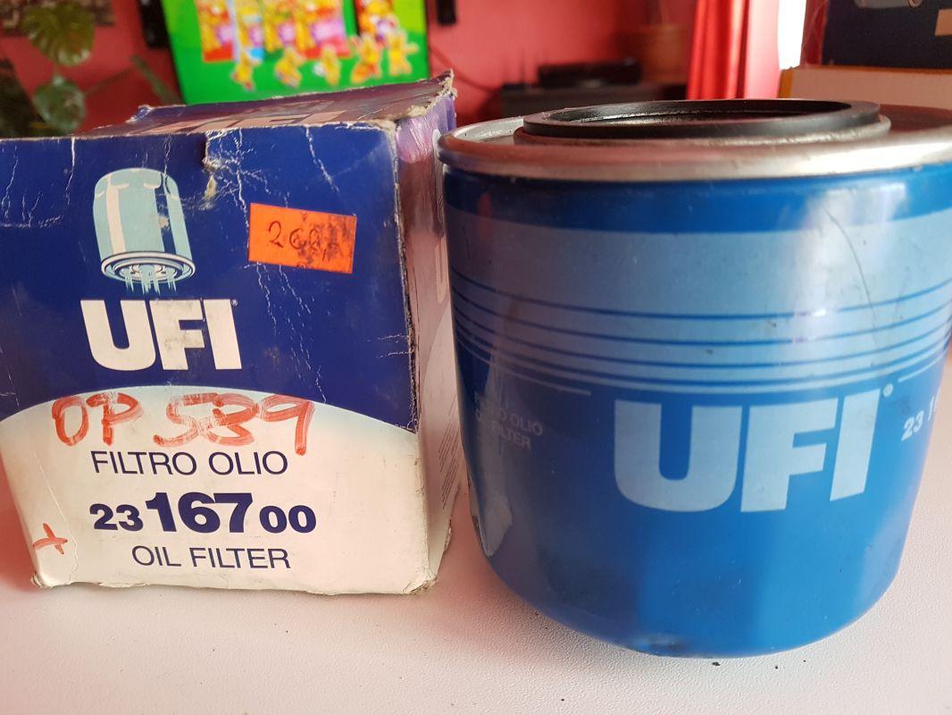 UFI - Olejový filtr-ALFA ROMEO AUDI FIAT IVECO RENAULT VOLVO VW