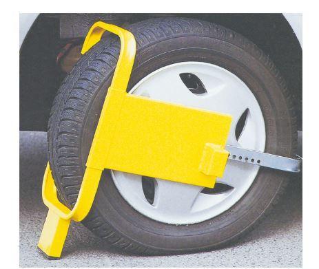 zámek kola proti odcizení automobilu