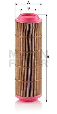 12-0210-KAGER-Vzduchový filtr