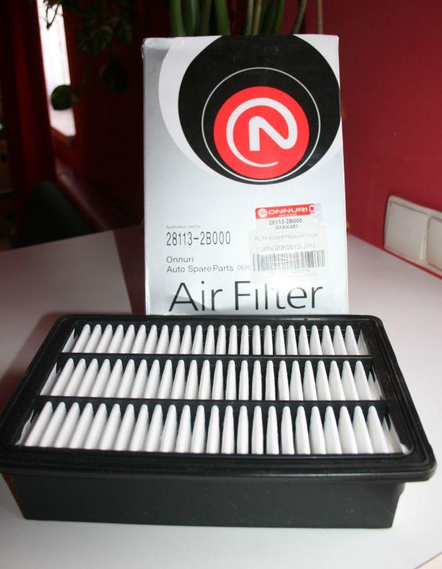 28113-2B000-Vzduchový filtr-HYUNDAI KIA