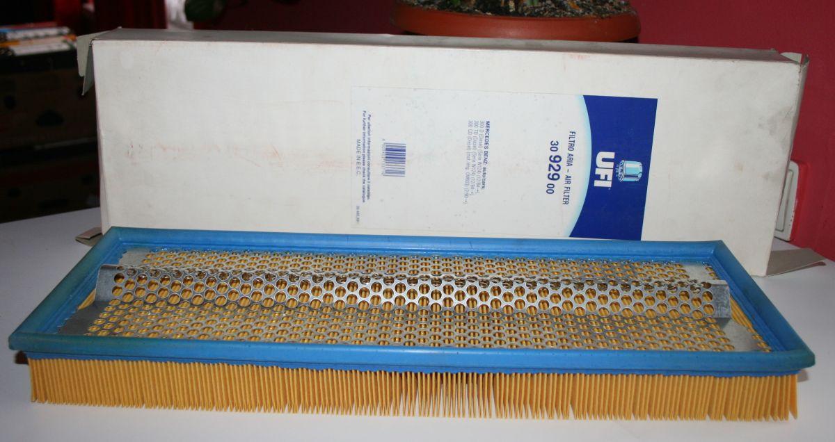 3092900-UFI - Vzduchový filtr Mercedes