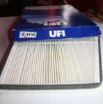 5309500-UFI - filtr, vzduch v interiéru
