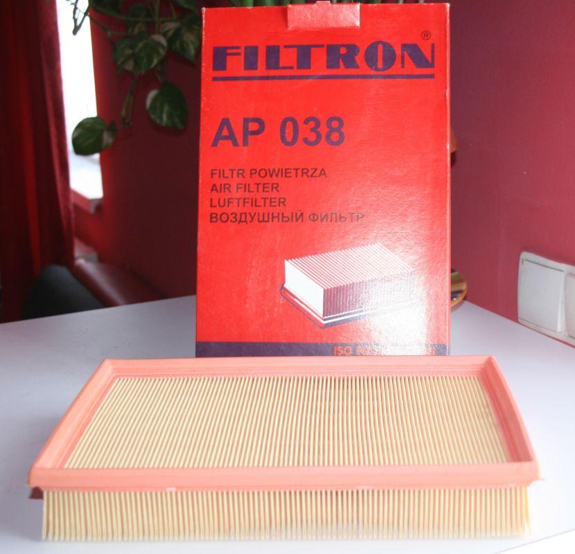 AP 038-FILTRON - Vzduchový filtr