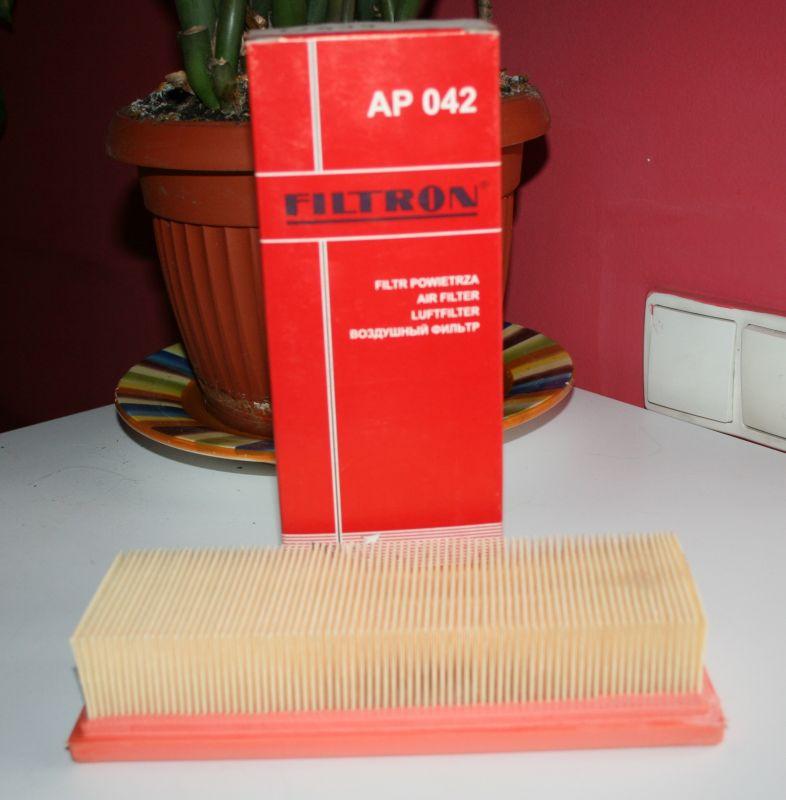 AP 042-FILTRON - Vzduchový filtr