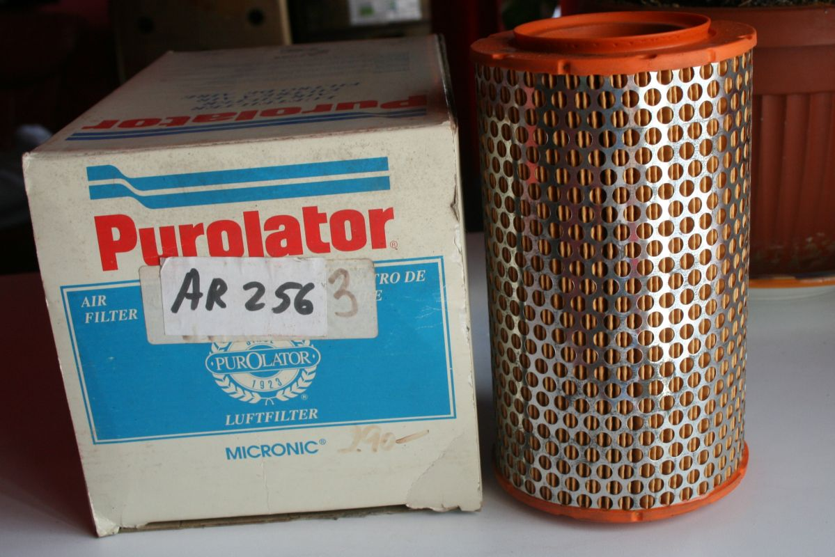 AR256-Vzduchový filtr-Purolator