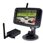 bezdrátový digitální kamerový systém s monitorem