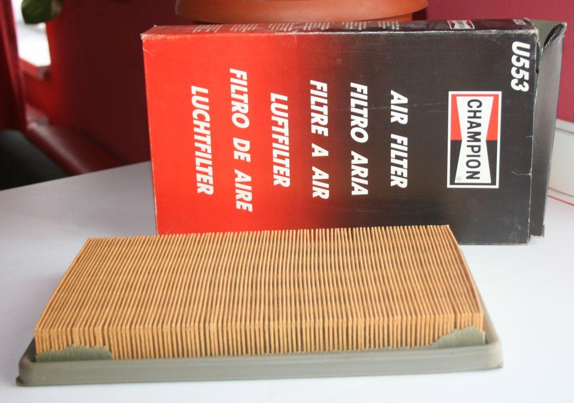 U553-CHAMPION - Vzduchový filtr