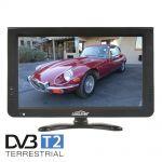 "LCD monitor 10"" s DVB-T2/SD/USB/HDMI"