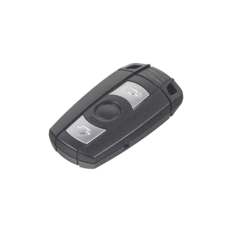 Náhradní obal klíče pro vozy BMW s 3-tlačítkovým ovladačem (bez elektroniky a čipu imobilizéru).