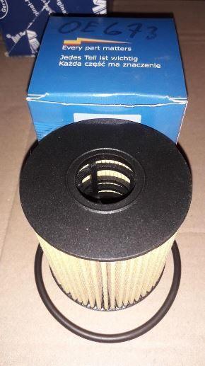 Filtron OE673 olejový filtr CITROEN PEUGEOT 1,1-1,6/ TDCI HDI