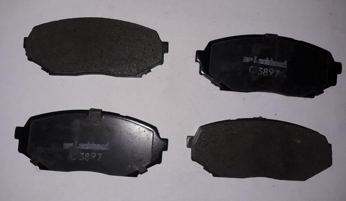 přední brzdové destičky Mazda MX-5