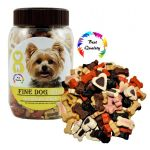 Fine Dog dóza mini mix soft 300g