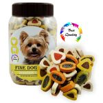 Fine Dog dóza mini srdíčka soft 300g