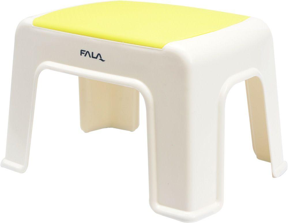 Plastová stolička 30x20x21cm žlutozelená FALA