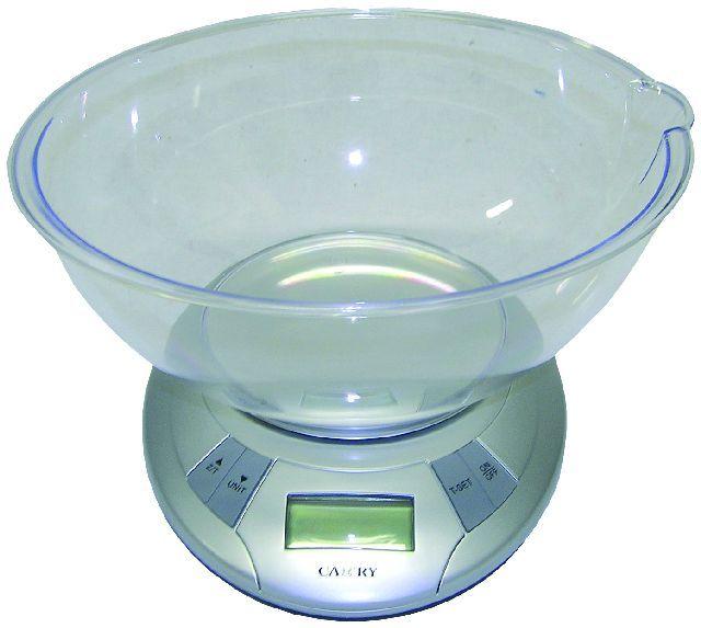 váha kuchyňská 5 kg/0,001 kg elektronická..