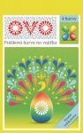 Barvy na vajíčka OVO 4 x 5 g prášková barva