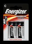 Baterie malé mono alkalická Energizer Power 2ks