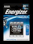 Baterie mikrotužka Energizer Ultimate Lithium