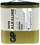 Baterie plochá 4,5V alkalická