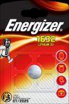 Baterie plochá knoflík CR 1632 Energizer Lithium