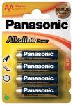 Baterie tužková alkalická Panasonic Bronze
