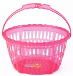 Košík na kolíčky 22x18x13 cm plast