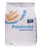 ARO Mouka pšeničná polohrubá 1x5kg
