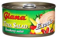 Asiana tuňákový salát exotic  185g
