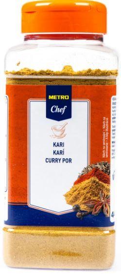 Metro Chef Kari koření 440g