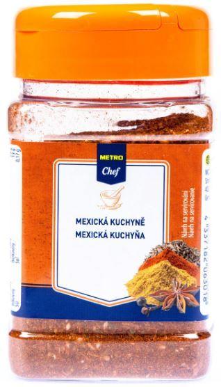 Metro Chef Mexická kuchyně koření 165g