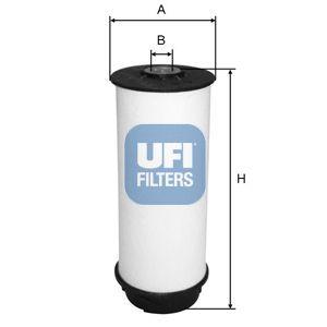 palivový filtr Iveco Daily V+VI diesel