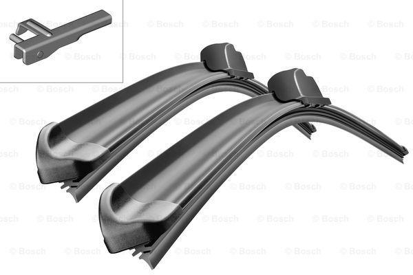 sada předních stěračů BMW 5 F10 650/450mm