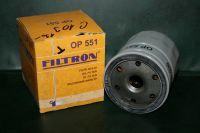 olejový filtr OP551 pro vozy viz seznam