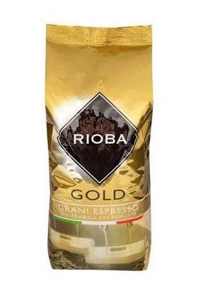 Rioba Gold 80% Arabica káva zrno 3kg