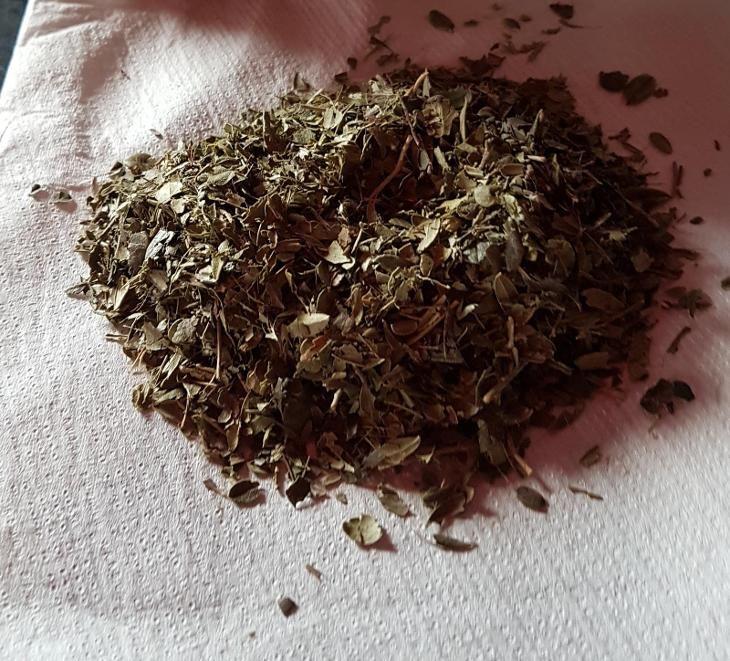 Brusinka list řezaný -1kg