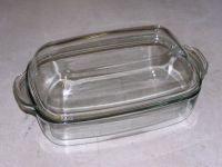Pekáč sklo hranatý Simax