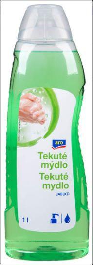 ARO Mýdlo tekuté jablko 1x1L